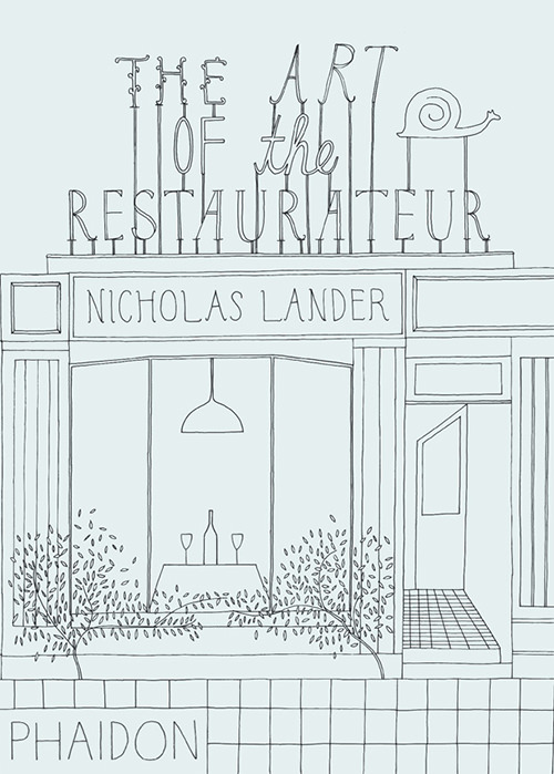 The Art of the Restaurateur book cover