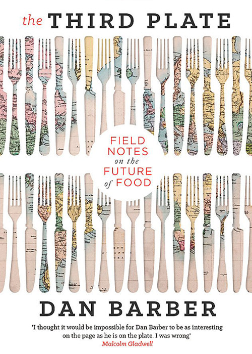 The Third Plate: Field Notes on the Future of Food book cover